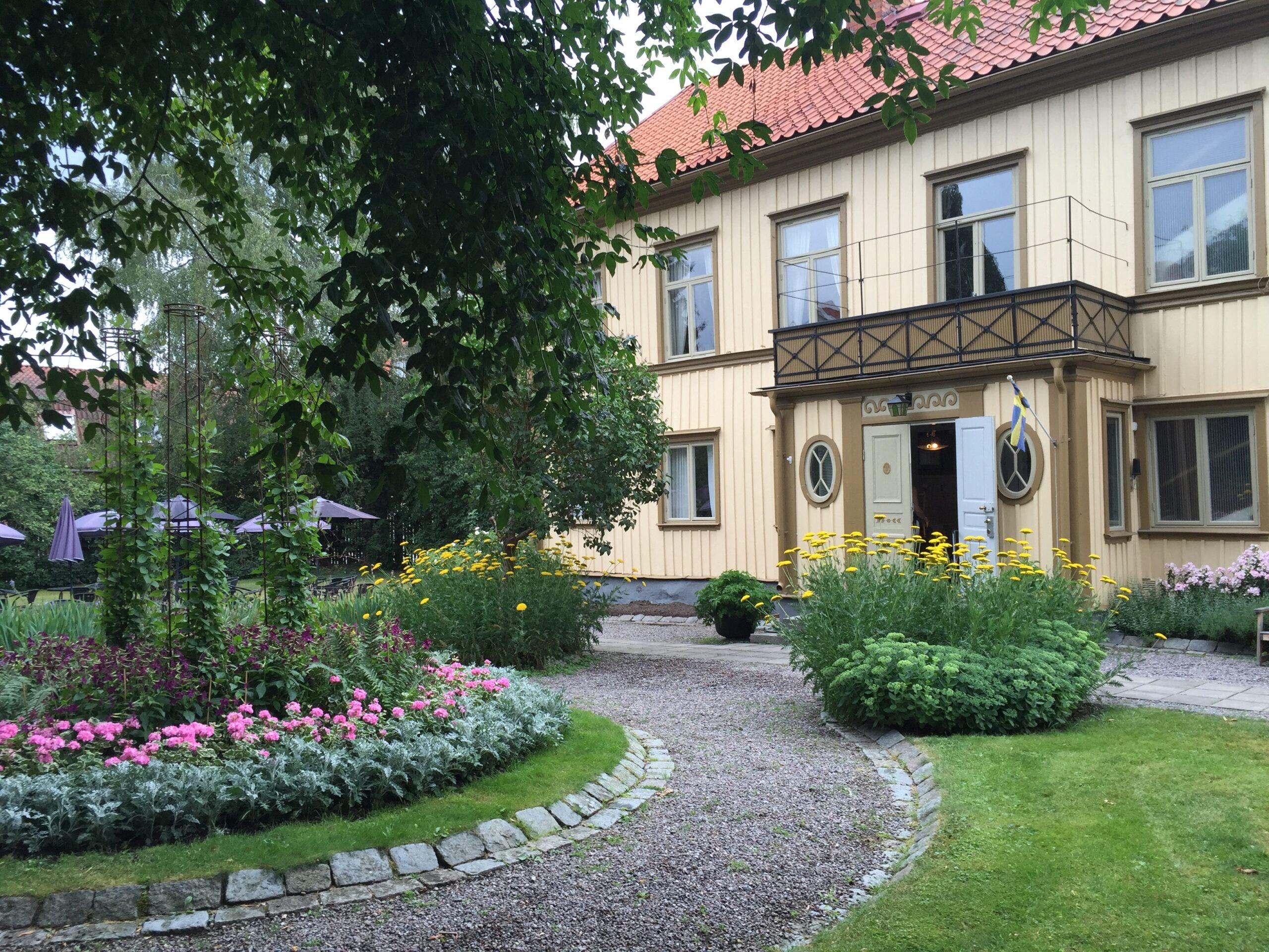Dagsutflykt – Enköpings stad, parker och Dr Westerlund